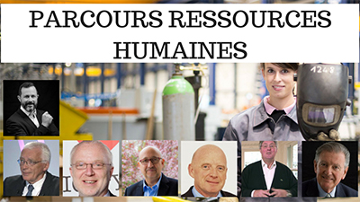 Parcours ressources humaines